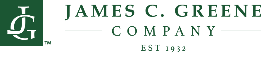 Logo for James C. Greene Company